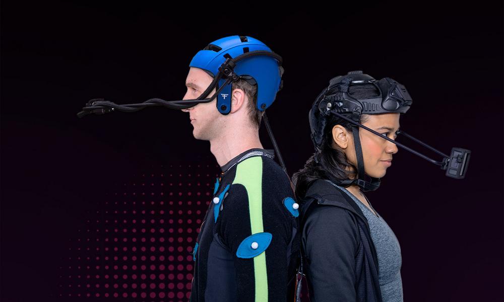 Software motion capture facciale: il sistema Faceware Mark IV Headcam e il Wacom One entry-level