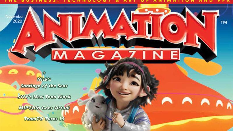 Animationsmagazin - # 304 November 2020