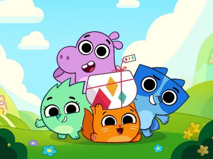 """""""Pikwik Pack"""" la série animée pour enfants à partir du 7 novembre sur Disney Junior"""