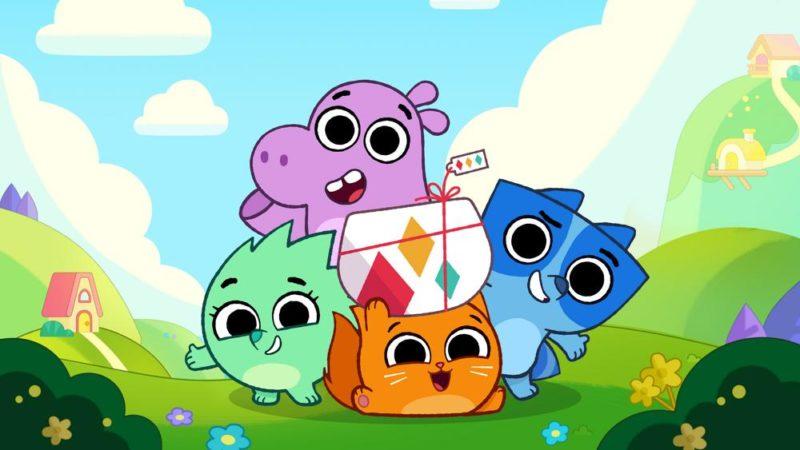 """""""Pikwik Pack"""" den animerade serien för barn från 7 november på Disney Junior"""