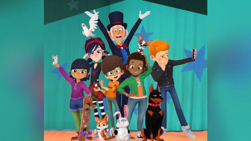 Ein faszinierendes Abenteuer: Presto! Schule der Magie '
