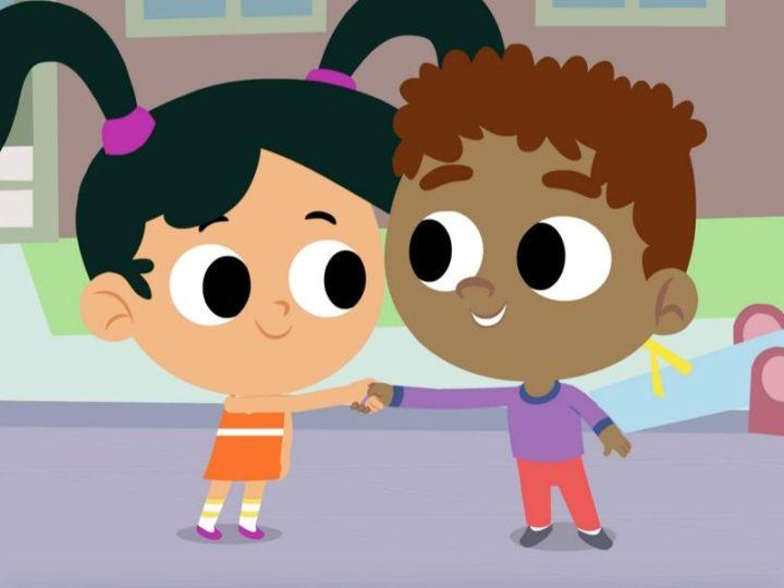 """TVOkids börjar den tredje säsongen av """"16 Hudson"""", den animerade serien för barn"""