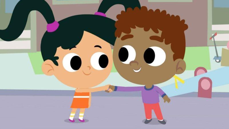 "TVOkids comienza la tercera temporada de ""16 Hudson"" la serie animada para niños"