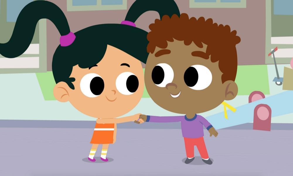 """TVOkids inizia la terza stagione di """"16 Hudson"""" la serie animata per bambini"""