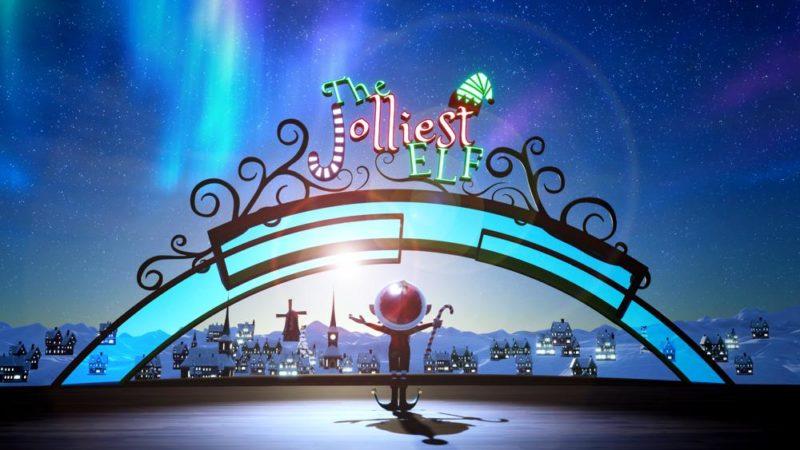 「最も陽気なエルフ」チャド・エイホフによるクリスマスの短編映画