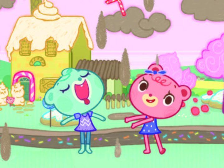 """""""Tish Tash"""" la serie animata per bambini di età prescolare sudcoreana"""