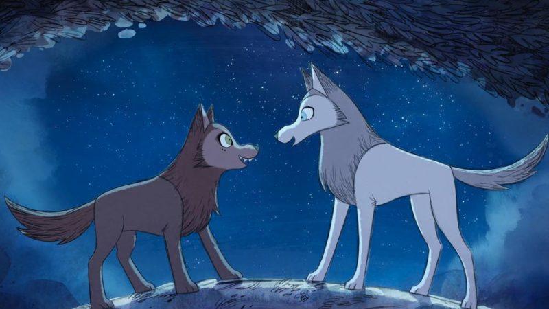 """AppleTV + onthult volledige trailer voor """"Wolfwalkers"""""""