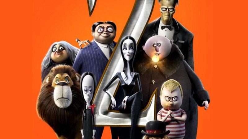 Meer trucs en traktaties wachten op je in 'The Addams Family 2', dat in 2021 op Halloween komt