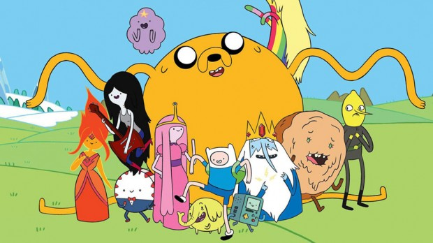 Adventure Time - La série animée