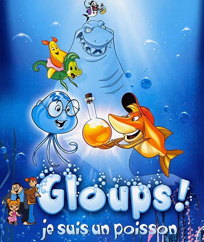 """""""Aiuto! Sono un pesce"""" – Il film di animazione del 2000"""