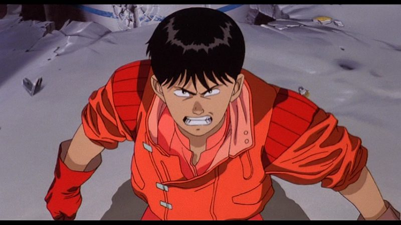 アキラ-1988年の日本のアニメ映画
