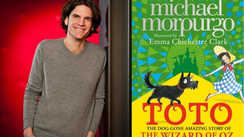 """माइकल मोरपूगो की किताब पर आधारित """"टोटो"""" की एनिमेटेड फिल्म शुरू हो रही है"""