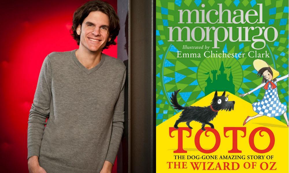 """Al via il film di animazione di """"Toto"""", tratto dal libro di Michael Morpugo"""