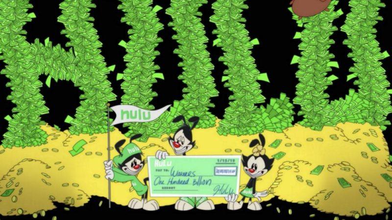 "Auf Hulu alle neuen ""Animaniacs"" Cartoons"