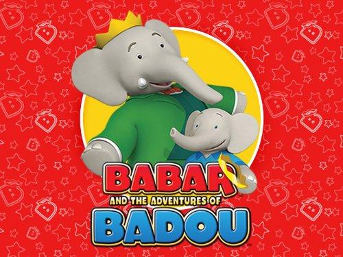 Babar와 Badou의 모험
