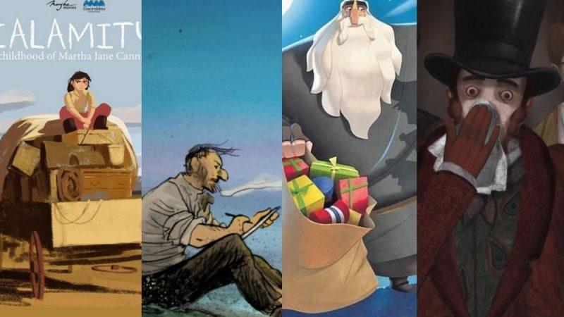 I film d'animazione candidati agli European Film Awards 2020