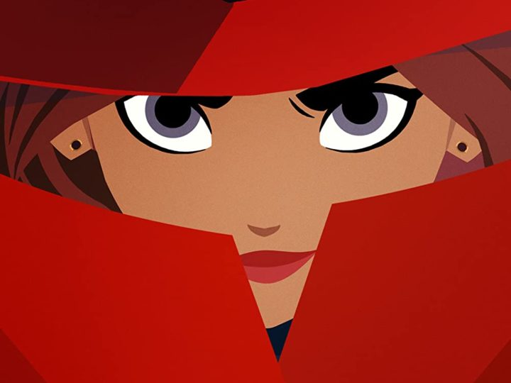 CarmenSandiego-Netflixの2019アニメーションシリーズ