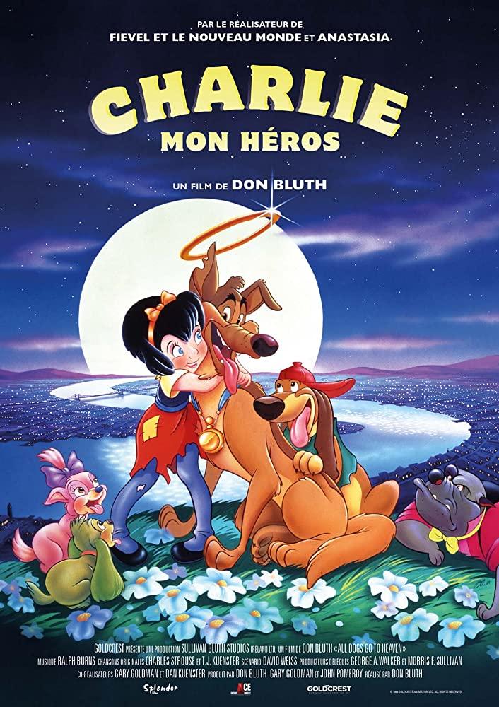 Charlie - Și câinii merg în rai - Filmul de animație