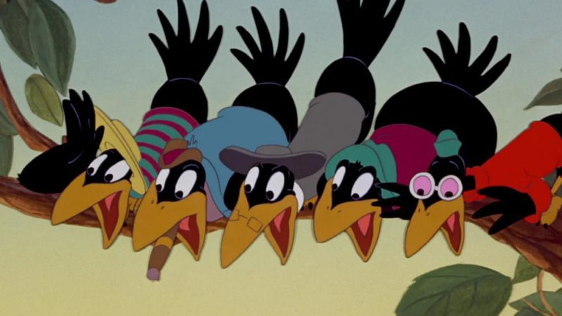 Disney wird in seinen Cartoons Warnungen vor rassistischen Inhalten hinzufügen