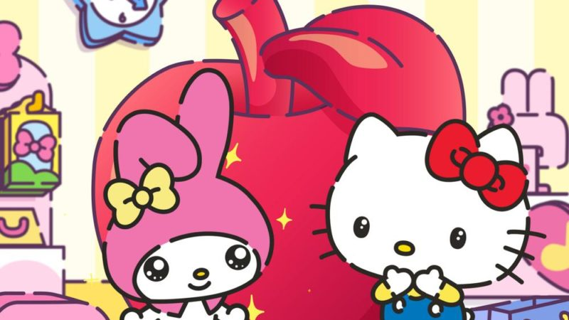 "Sanrio imposta voci, scrittori per il nuovo ""Hello Kitty and Friends: Supercute Adventures"""