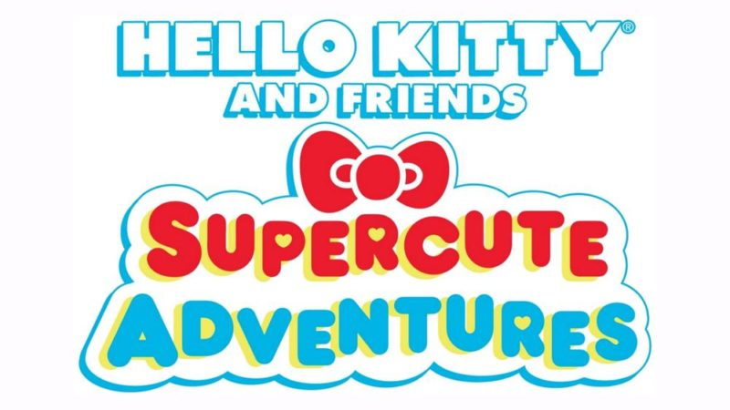 """Hello Kitty and Friends Supercute Adventures"" celebra el 60 aniversario de Sanrio"
