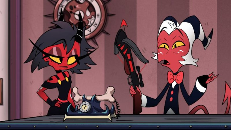 """""""Helluva Boss"""" la nuova serie web animata di Vivienne Medrano"""