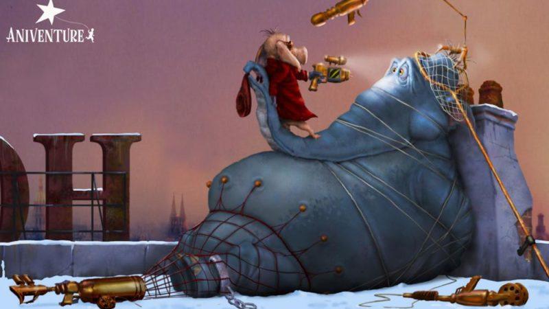 HITPIG! Il prossimo film di animazione di Aniventure
