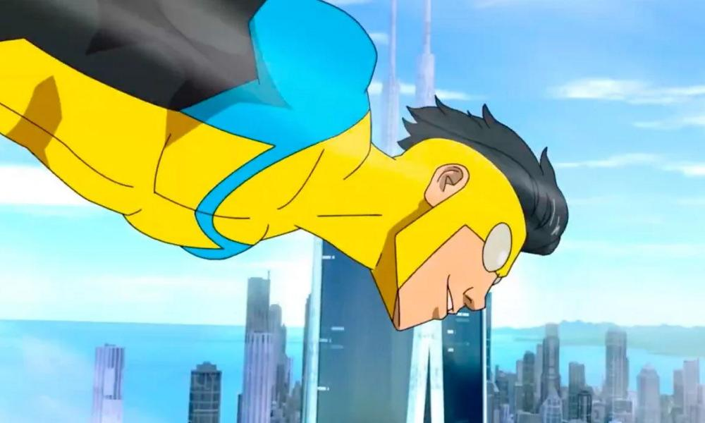 """""""Invincible"""" la serie animata di supereroi su Amazon Prime nel 2021"""