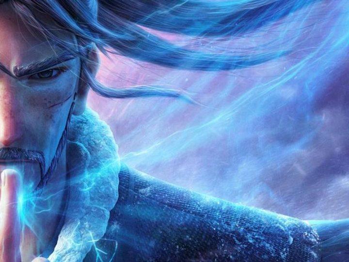 木曜日にいくつかの米国の劇場で中国のアニメの叙事詩「江Ziya」