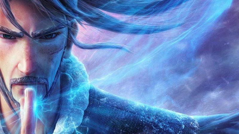 """Den kinesiska animerade epiken """"Jiang Ziya"""" i vissa amerikanska biografer på torsdag"""