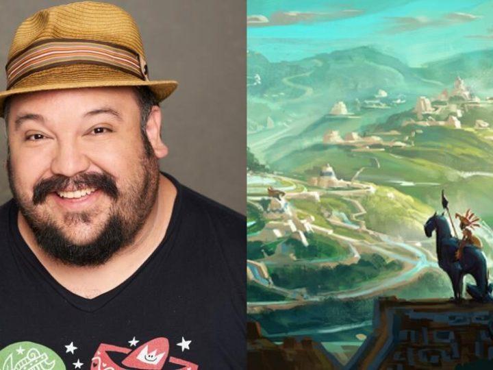 Jorge Gutierrez espande la partnership per l'animazione creativa con Netflix