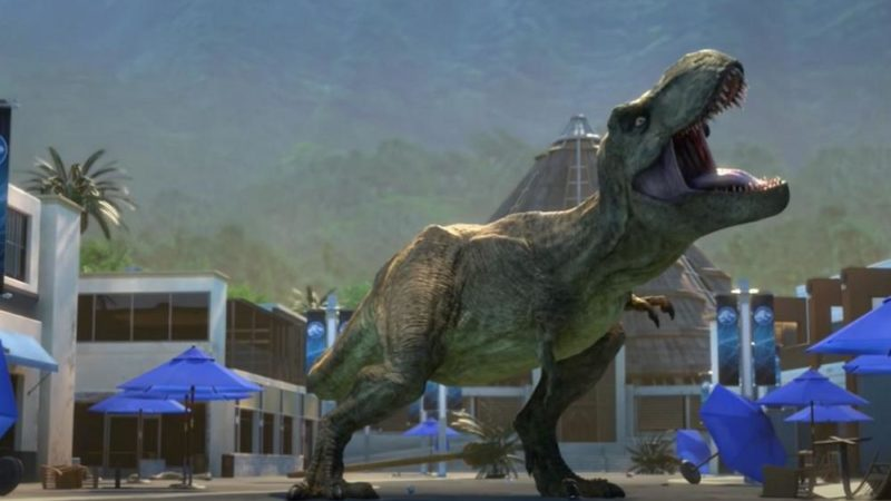 """Jurassic World - New Adventures"" inicia a produção da segunda temporada de 2021"