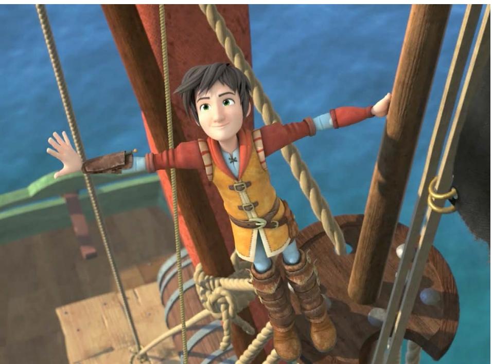 """चीनी सिनेमाघरों में """"लियो दा विंची - मोना लिसा मिशन"""""""