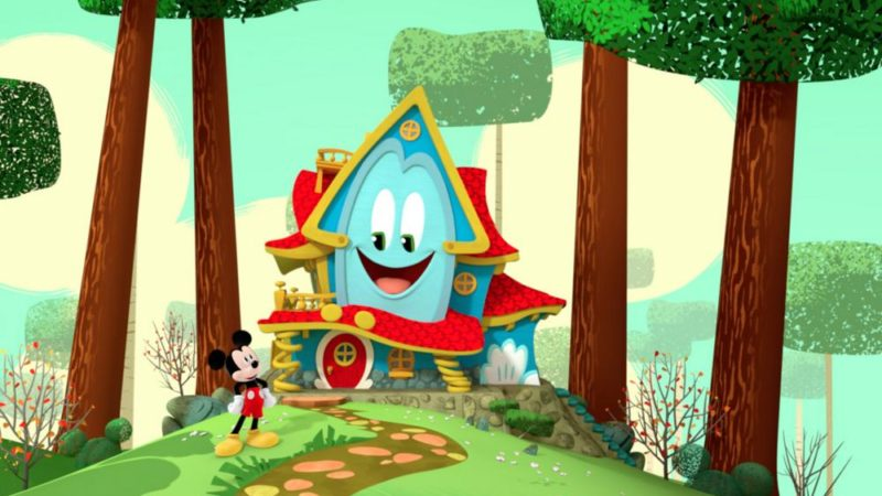 """Mickey Mouse Funhouse"" la  nuova serie animata della Disney Junior"