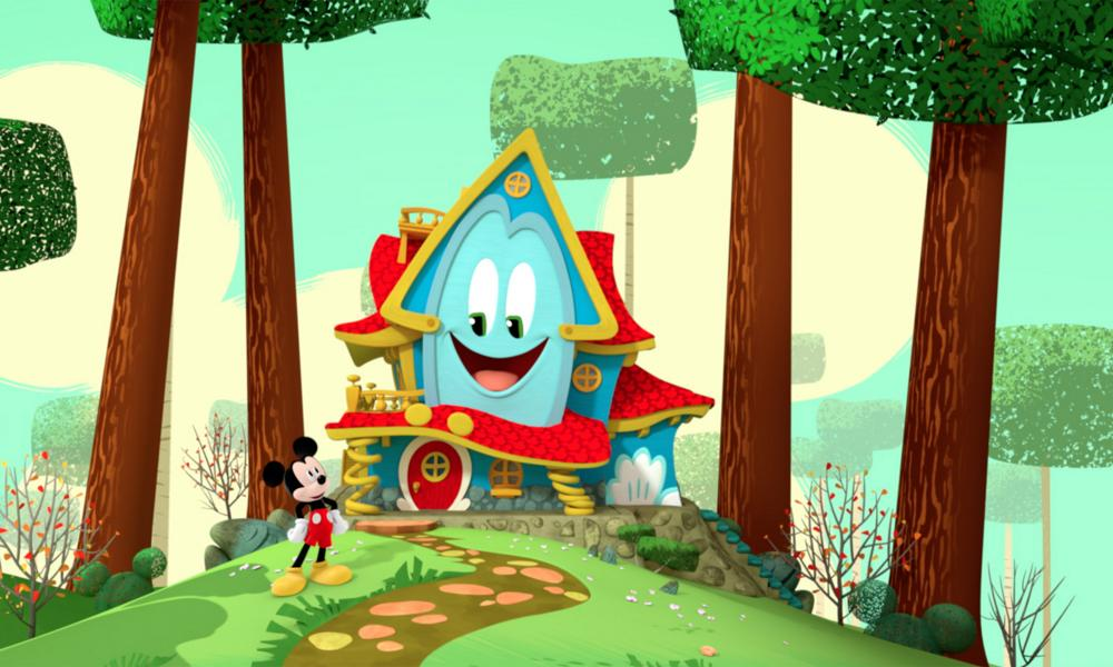 """""""Mickey Mouse Funhouse"""" la  nuova serie animata della Disney Junior"""