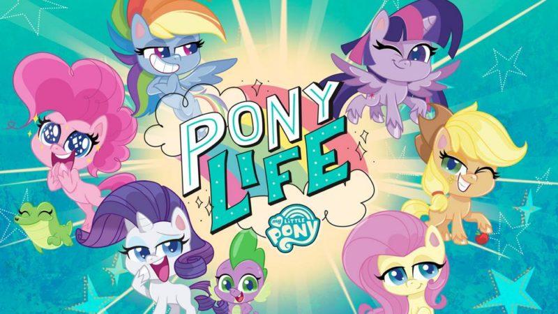 """Die neue Serie """"Mein kleines Pony: Ponyleben"""" über Discovery Family"""