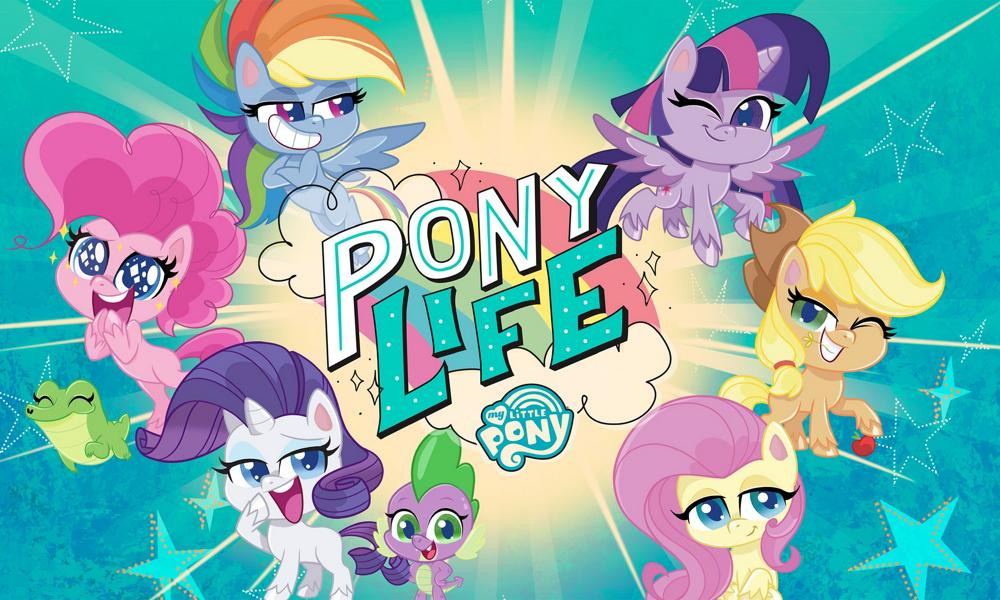 "Noua serie ""My Little Pony: Pony Life"" din Discovery Family"