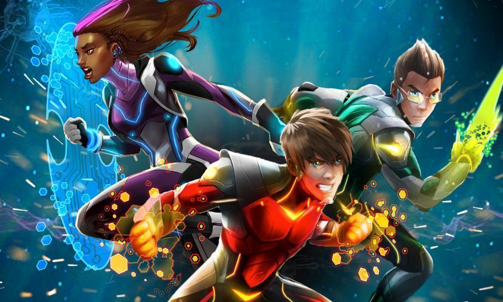 """""""NEW-GEN"""" La serie animata dei supereroi della Marvel"""