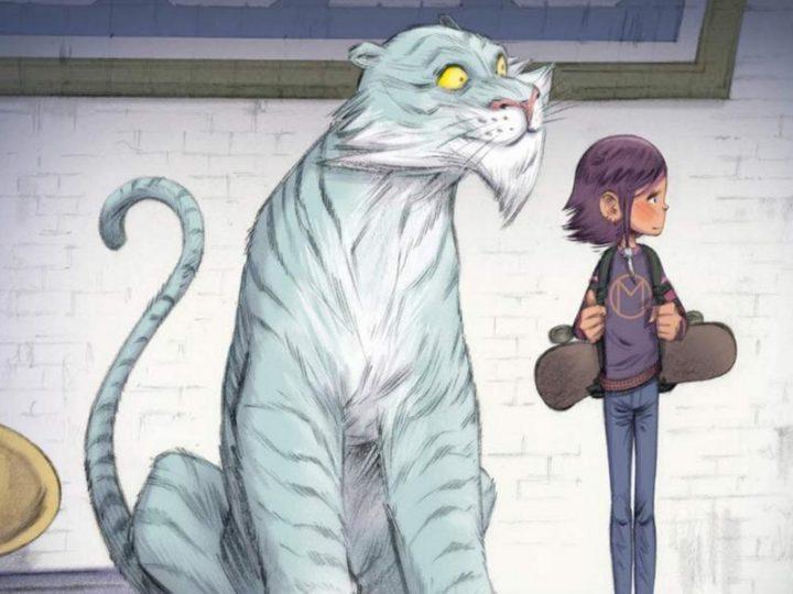"TeamTO va realiza o serie animată despre romanul grafic fantasy ""NINN"""