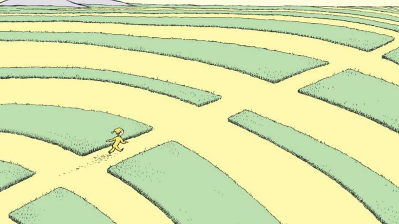 """Oh, The Places You'll Go!"" – Il film di animazione sui libri di Dr. Seuss"