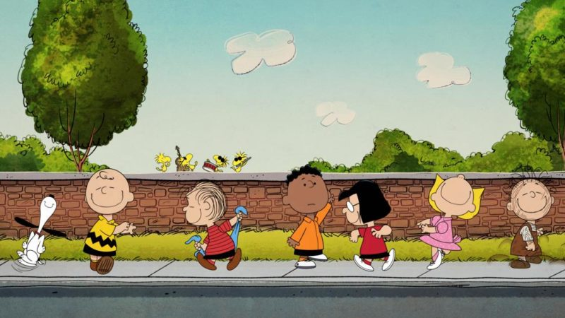 Apple TV + sarà la casa di Snoopy, Charlie Brown e i Peanuts