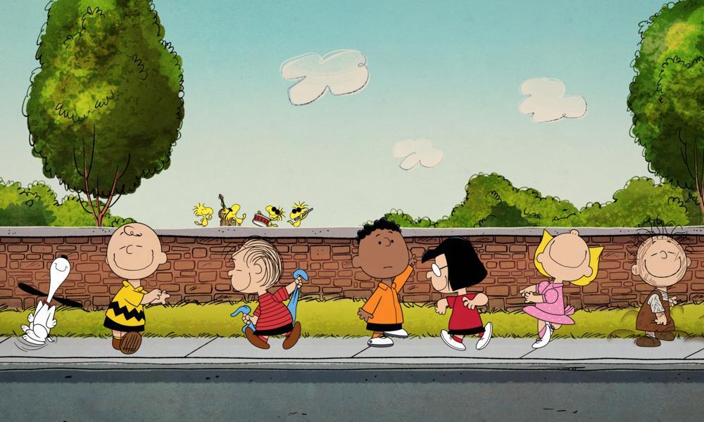 Apple TV + sarà la casa di Snoopy, Charlie Brown e i Peanuts