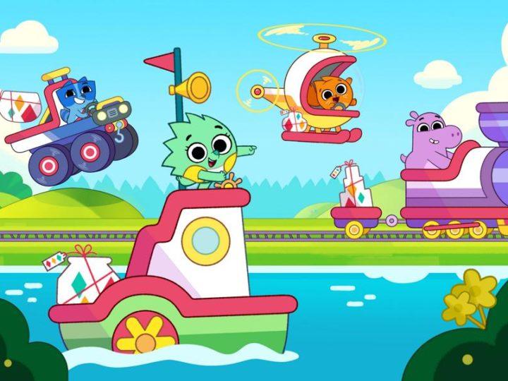 """""""Pikwik Pack"""" la serie animata per bambini su Disney Junior a novembre"""