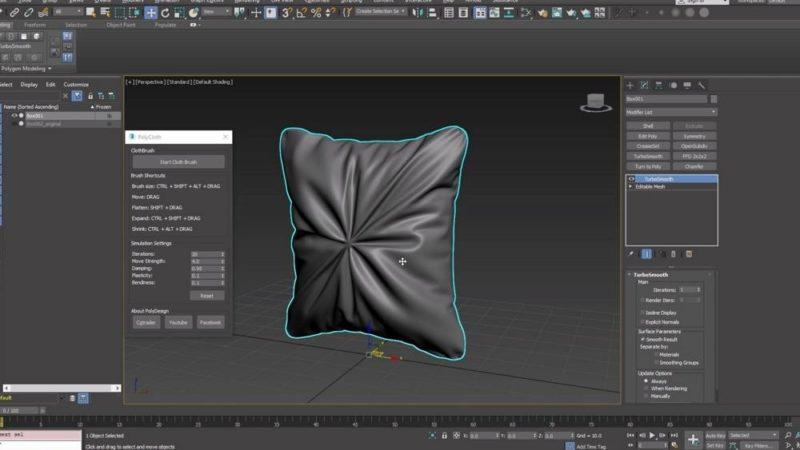 Todd Sheridan Perry's advies over 3D-functies voor stoffen en krankzinnig