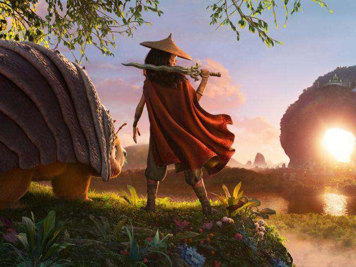 """Disney desbloquea el primer tráiler de """"Raya y el último dragón"""""""