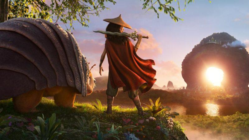 """Disney pubblica il primo trailer di """"Raya e l'ultimo drago"""""""