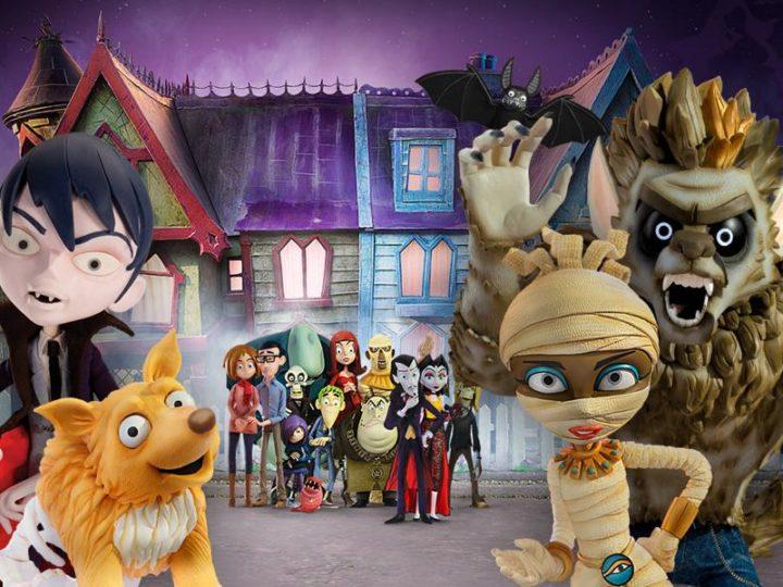 """""""Scream Street"""" la serie animata horror per bambini"""