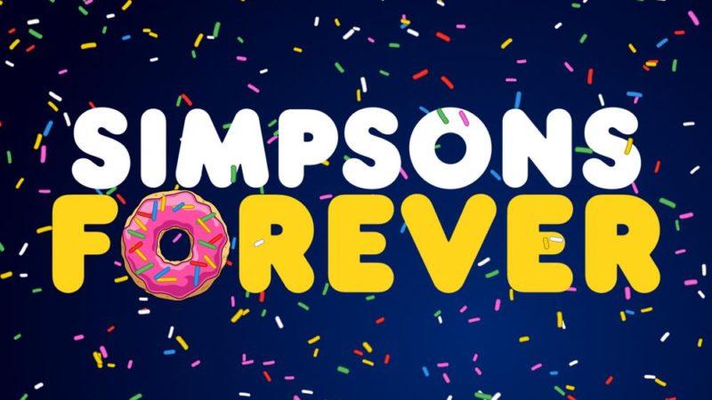 """Disney + celebra """"Simpsons Forever"""""""