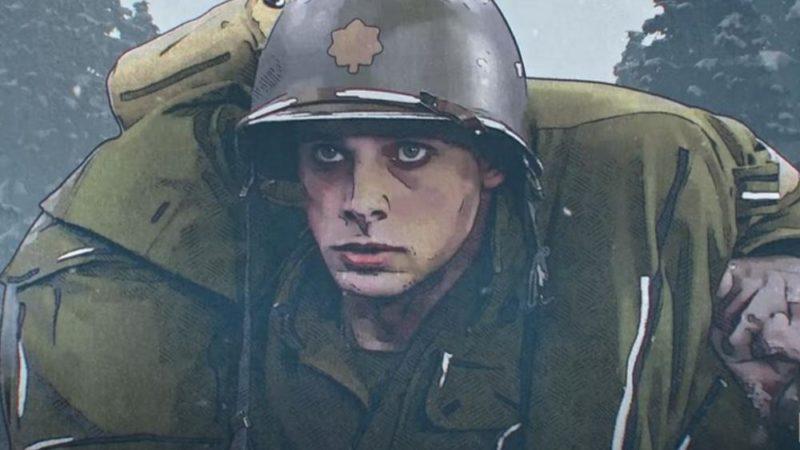 Netflixでの第二次世界大戦に関するアニメーションシリーズ「TheLiberator」