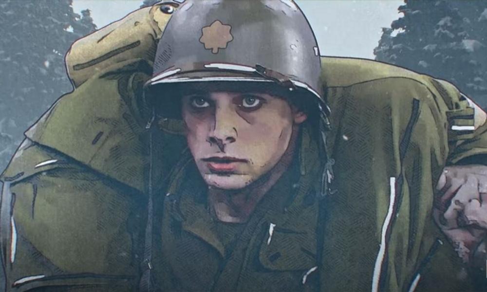 """""""Il liberatore"""" la serie animata sulla seconda guerra mondiale su Netflix"""